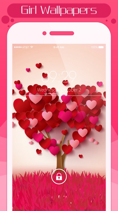 Girls Wallpapers - Girly Backgrounds & Cute Themes by lelun