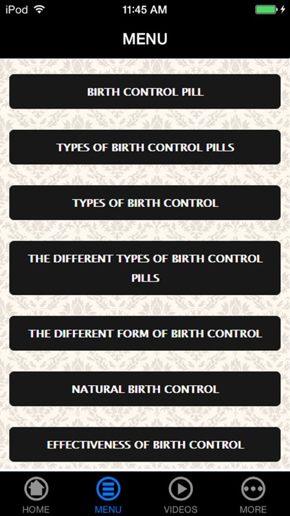 Proper Usage of Birth Control Made Easy for Beginners - Expert's Advice: DO NOT make Mistakes! screenshot-4