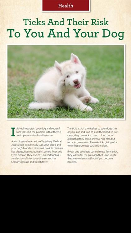 Healthy Dog Magazine screenshot-4