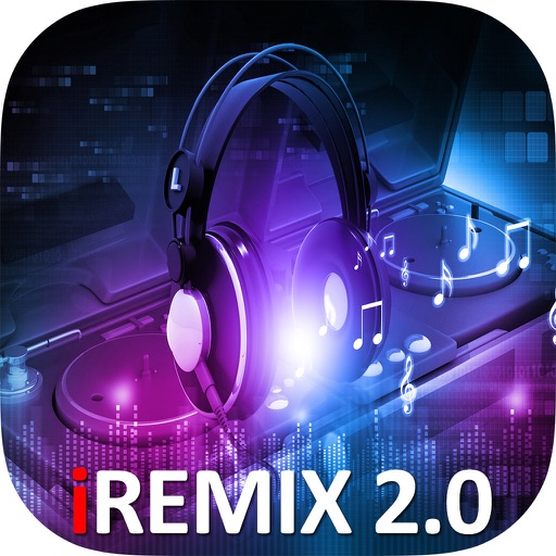 iRemix 2.0 - The Free Portable DJ Music Mixer Remix Tool