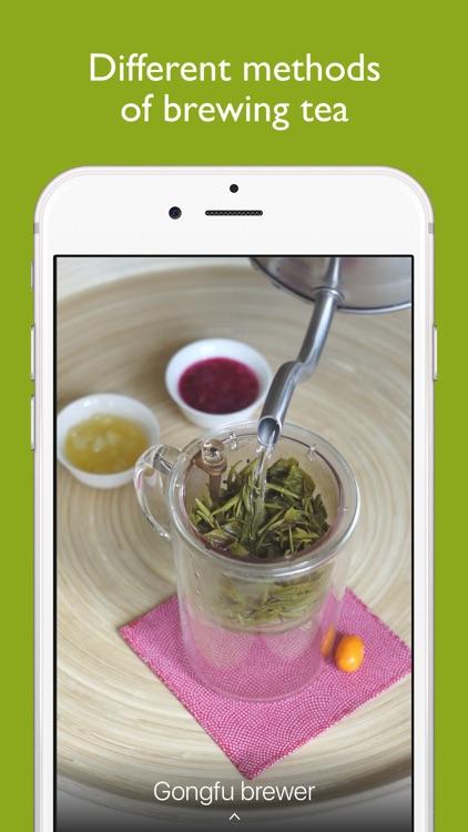 The Tea App