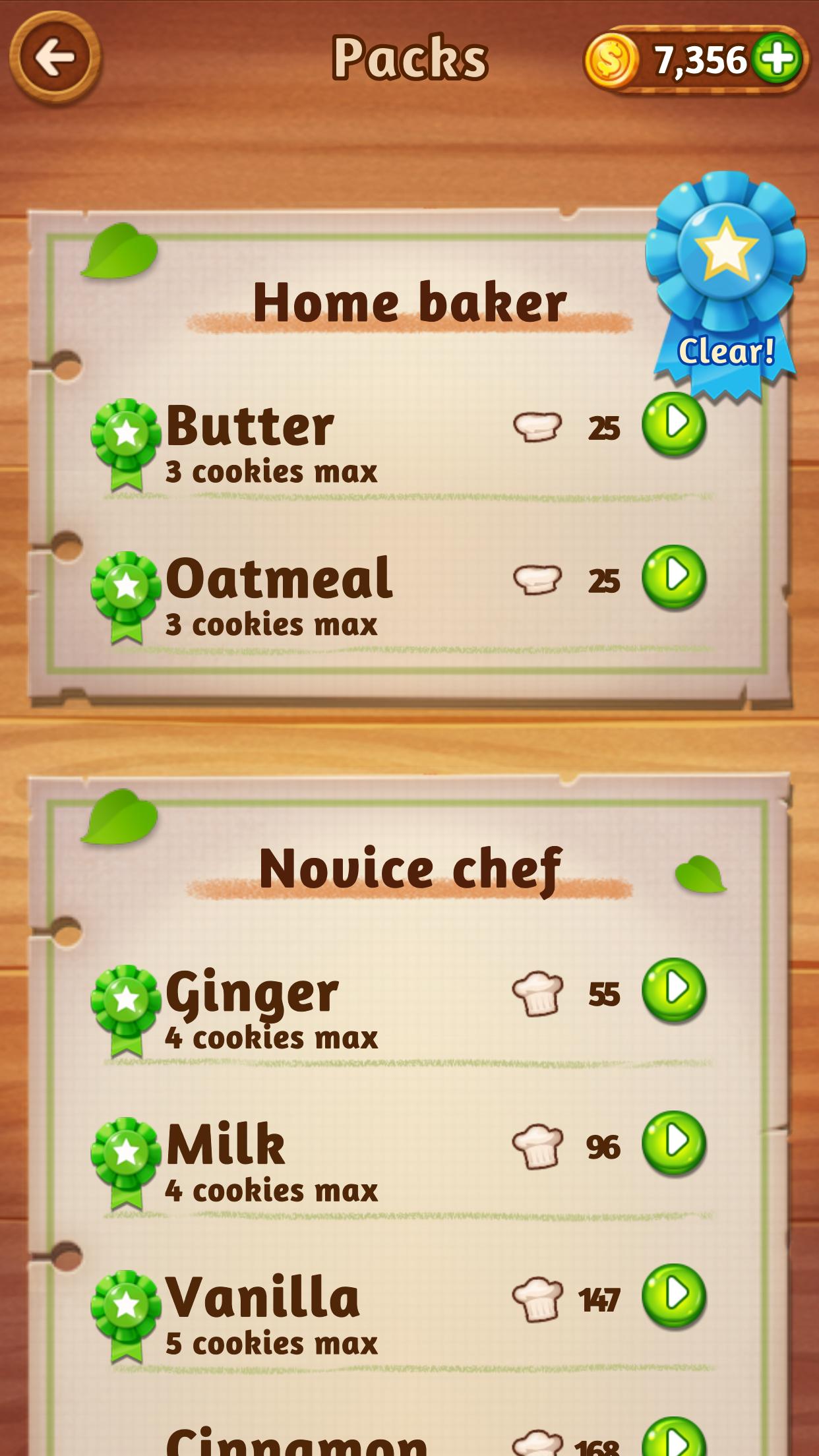 Word Cookies!™ Screenshot