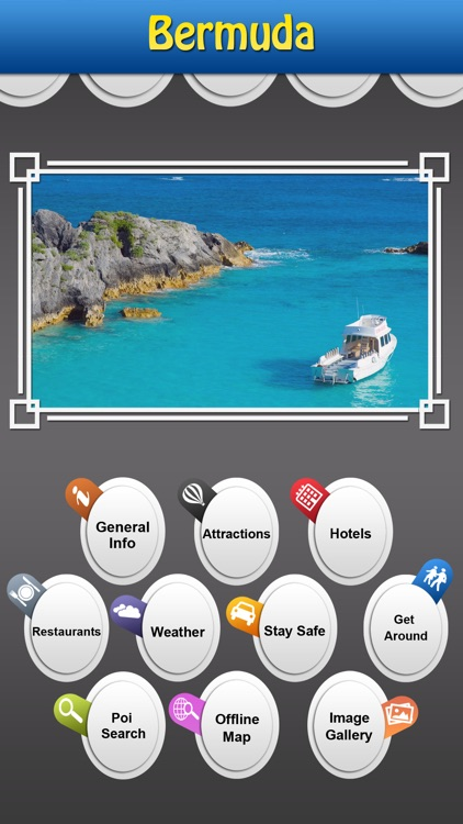 Bermuda Island Offline Guide screenshot-0