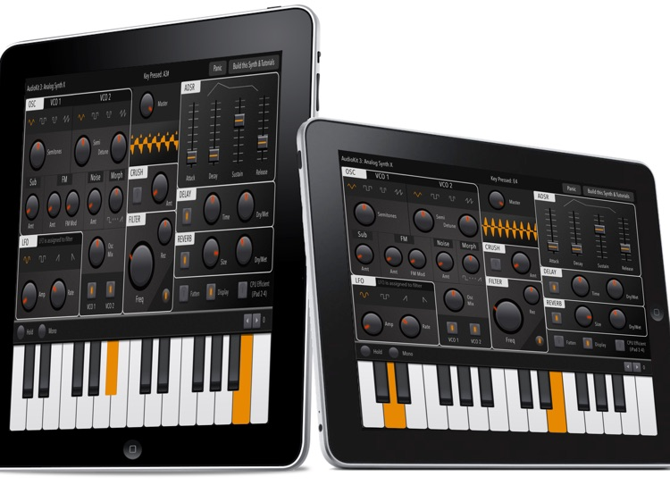 Ultra Piano: Realistic Piano Keyboard, Midi Melody and Full-featured Synthesizer. screenshot-4