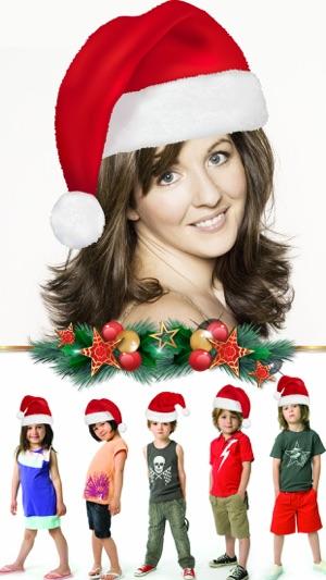 molto carino vera qualità cerca il meglio Cappello da Babbo Natale Booth su App Store