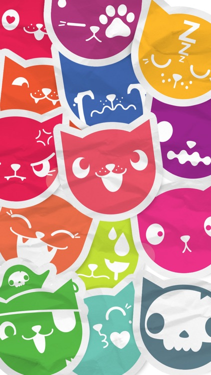 Colour Cats