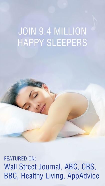 Sleep Pillow Sounds: rain, ocean, relaxing nature screenshot-4