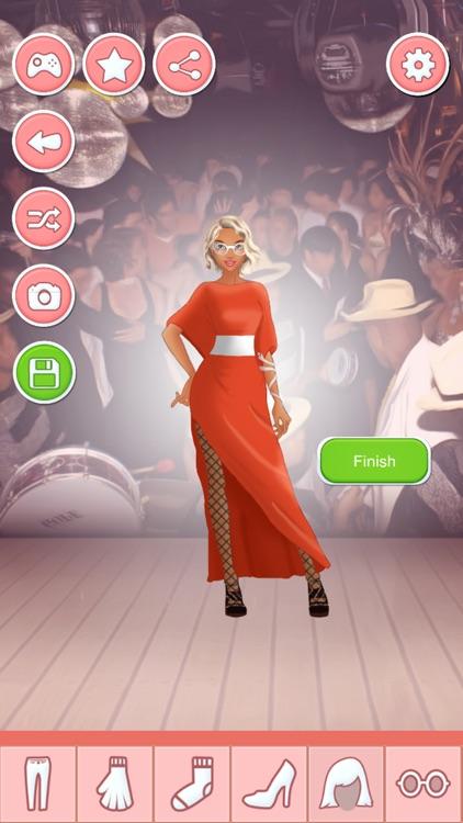 Prom Night Makeover Salon - Dress Up Games screenshot-3