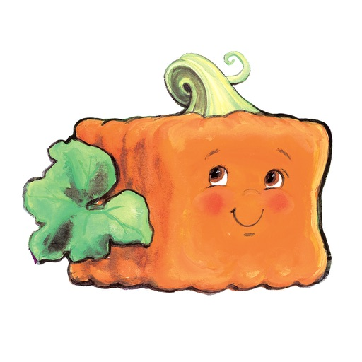 Halloween - Spookley The Square Pumpkin Stickers