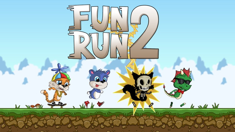 Fun Run 2 - Multiplayer Race screenshot-0