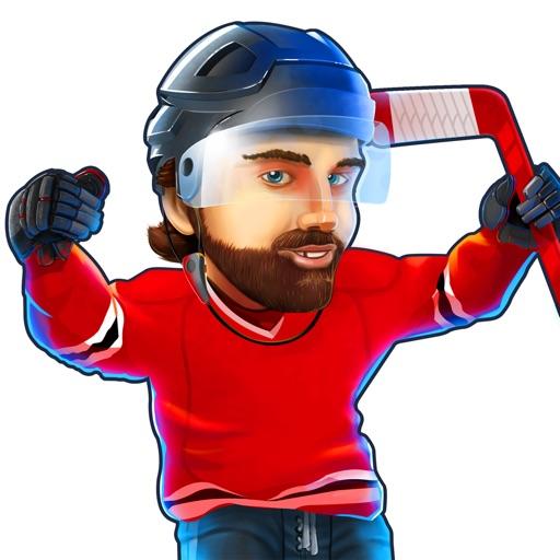 Arcade Hockey 18 iOS App