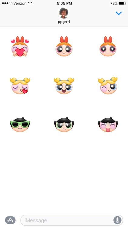 Powerpuff Girls - Fun PPG Sticker Sampler Pack