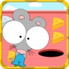 小朋友爱玩的老鼠游戏-儿童动物小游戏猫和老鼠美食大战酷跑偷奶酪官方手游