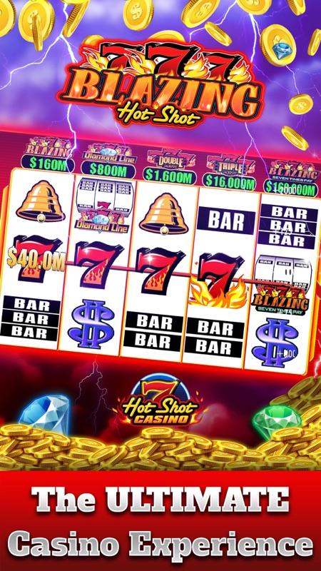 Hot Shot Casino Slots Hacks Mod