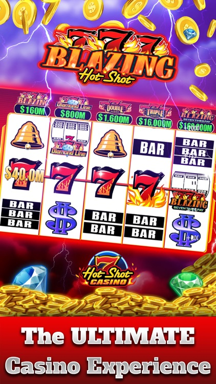777 Slots - Hot Shot Casino screenshot-0