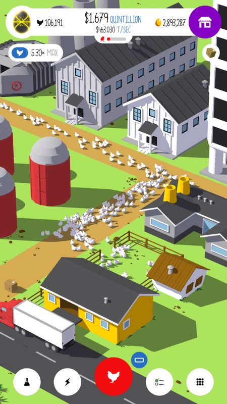 Egg, Inc. Online Hack Tool