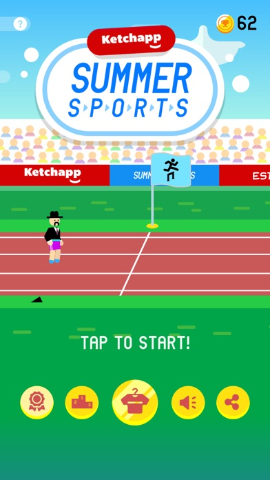 Ketchapp Summer Sports Screenshot 3