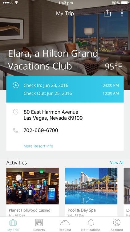 Hilton Grand Vacations