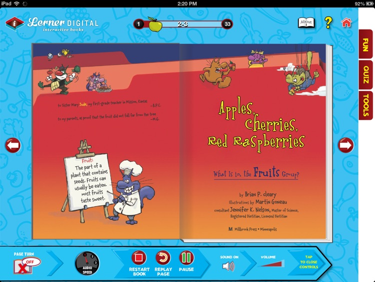 Lerner Digital eReader screenshot-3