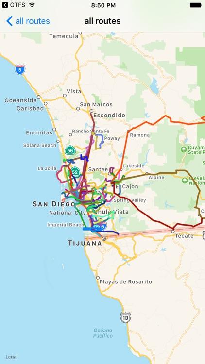 San Diego Public Transport