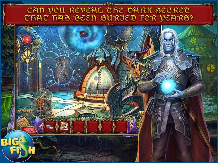 Queen's Tales: Sins of the Past HD - A Hidden Object Adventure (Full) screenshot-0