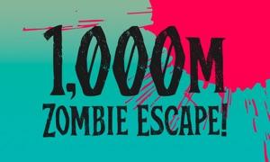 1000m Zombie Escape!