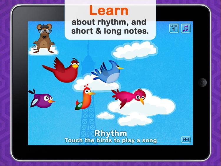 Musical Me! HD - by Duck Duck Moose screenshot-3