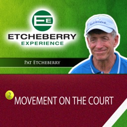 Tennis Movement on The Court - Pat Etcheberry