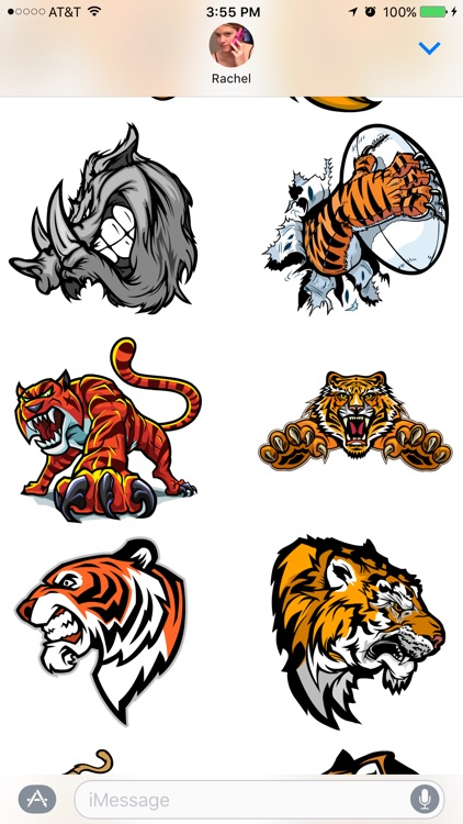 University Stickers screenshot-3