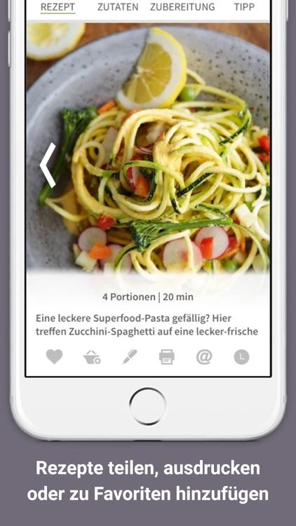Superfoods - die besten Anti-Aging-Rezepte mit Moringa, Chia, Goji, Maca & Co screenshot-3