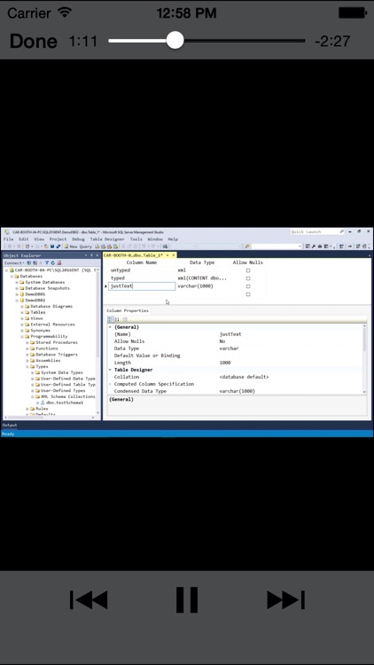 LearnFor SQLServer2016 screenshot-2