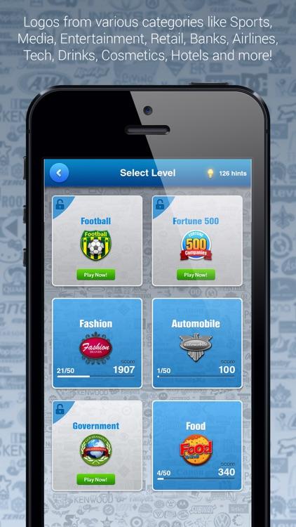 Logo Quiz Game - Guess the Logos & Brands ~ Free! screenshot-3