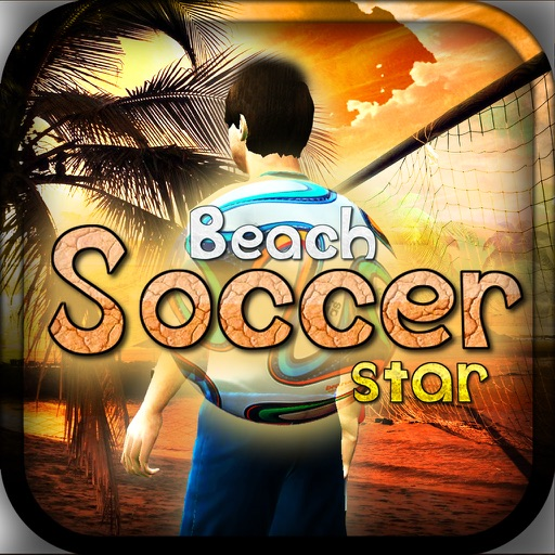 Beach Soccer Stars World Legends 2017 iOS App