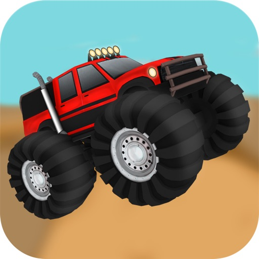 Monster Truck Extreme Dash icon