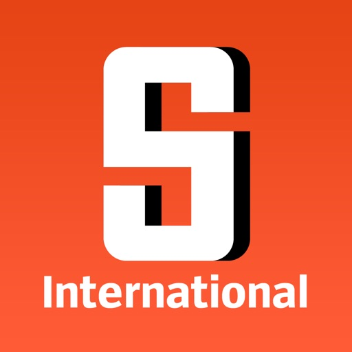 DER SPIEGEL in English app logo