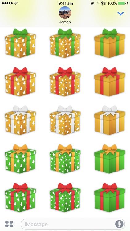 Christmas Stickers screenshot-4