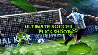 究極のサッカーフリックシュート - ワールドカップフリーキックのスクリーンショット3