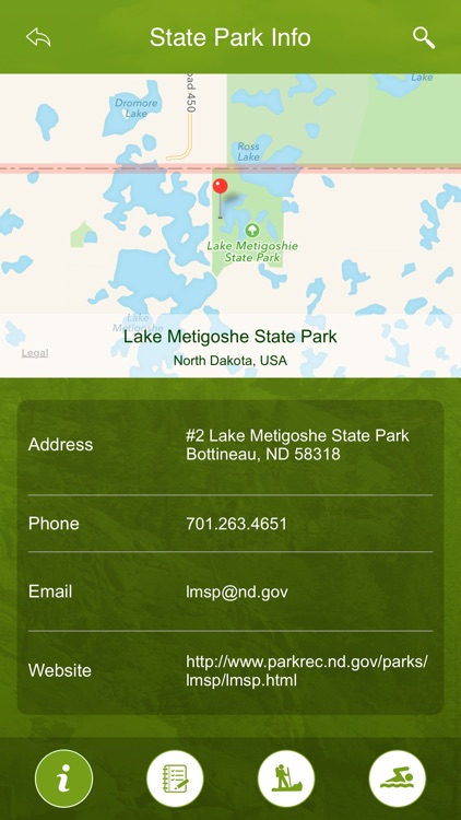 North Dakota State Parks screenshot-3