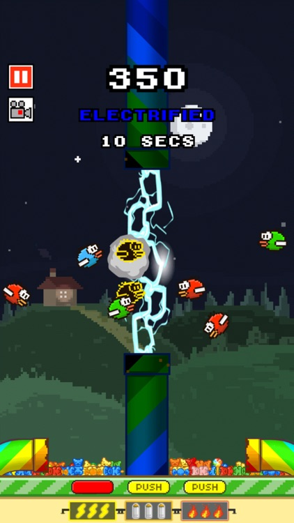 Flappy Crush : Bird Smash screenshot-4