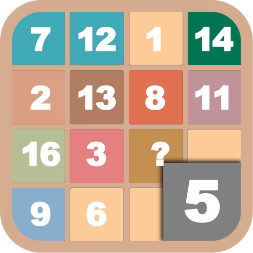Math Game: The Magic Square