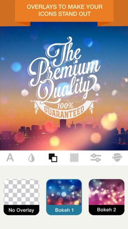 Graphic Creator - logos, flyers, icons & design screenshot-3