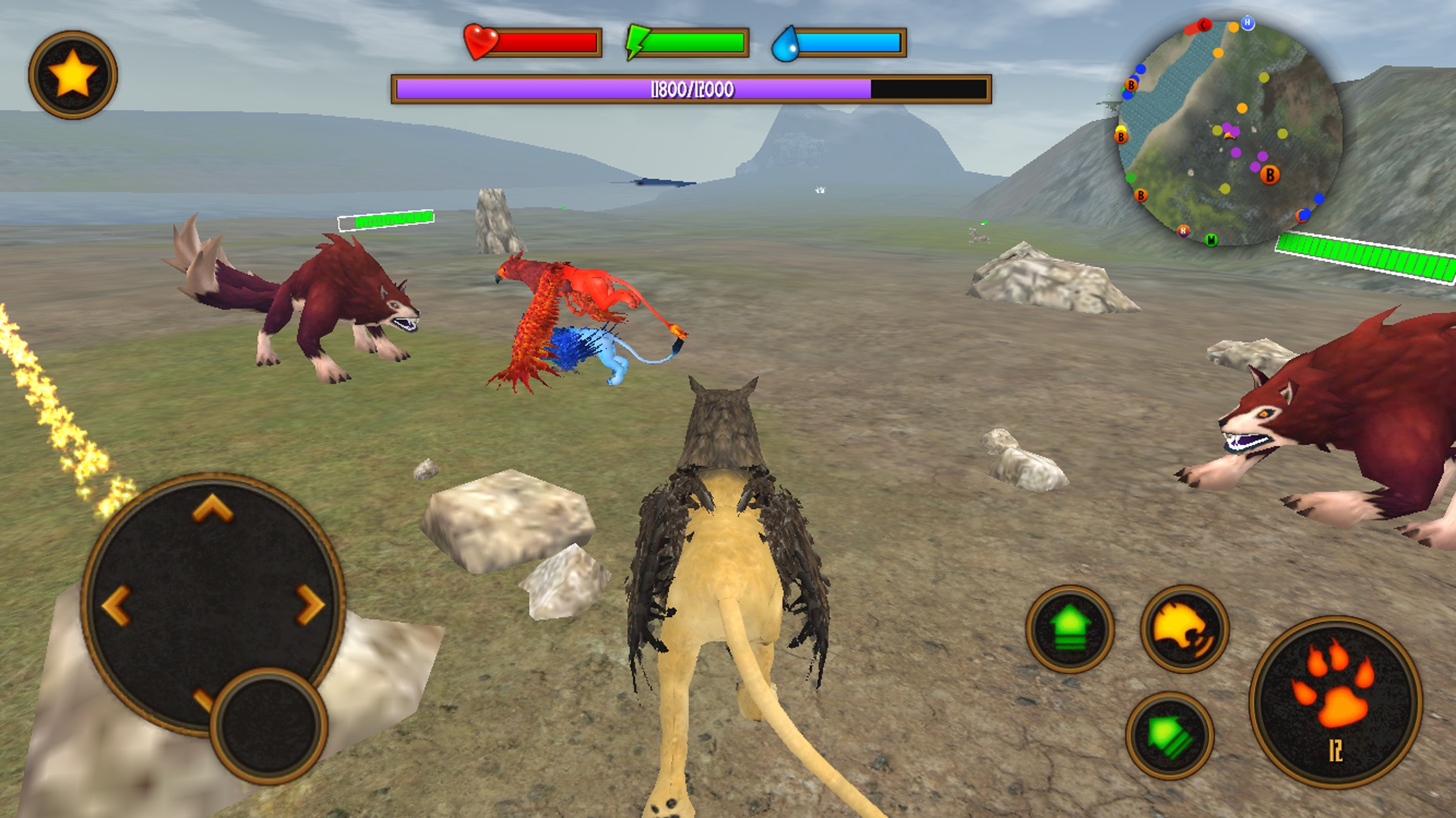 Clan Of Griffin Screenshot