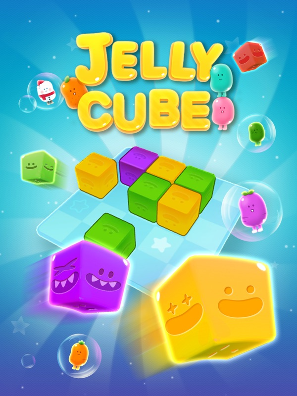 Jelly Cube:  Soft Bomb Online Hack Tool