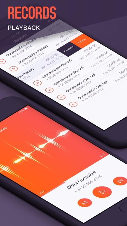 Rec Now - Call Recorder screenshot-4