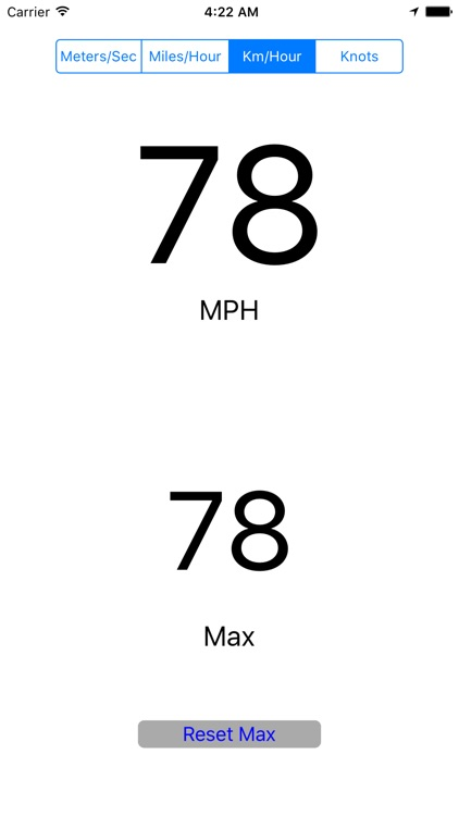 Speedometer with Max screenshot-2