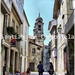 Santiago de Compostela Offline Map by hiMaps