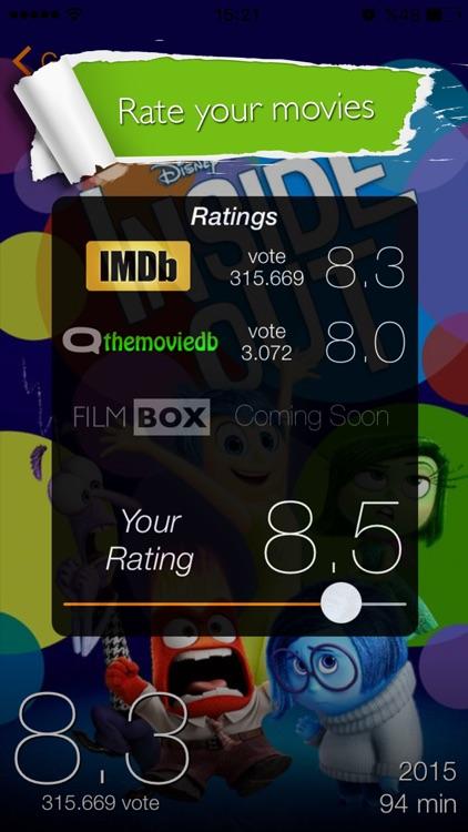 Filmbox+ screenshot-4