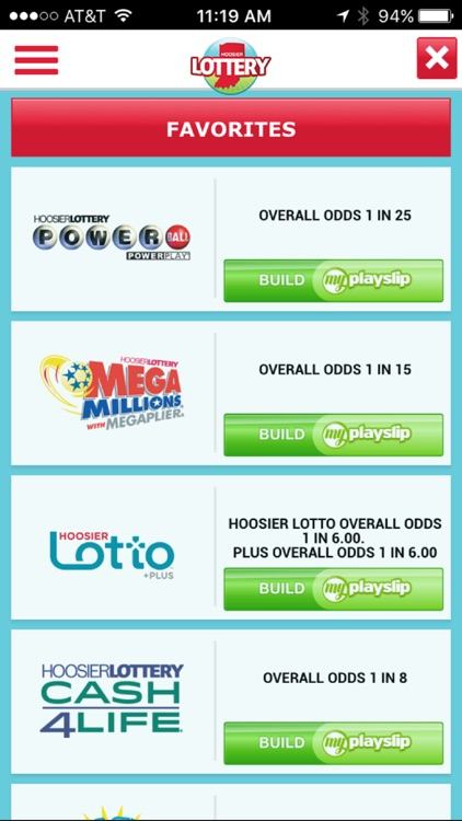 Hoosier Lottery screenshot-2