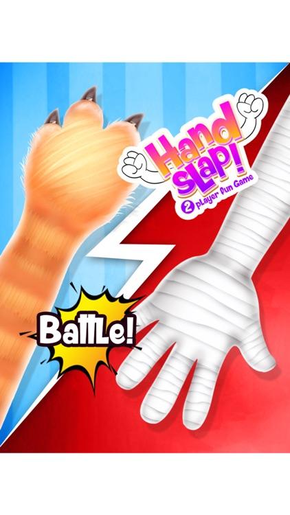 Hand Slap Two Player Fun Game screenshot-3
