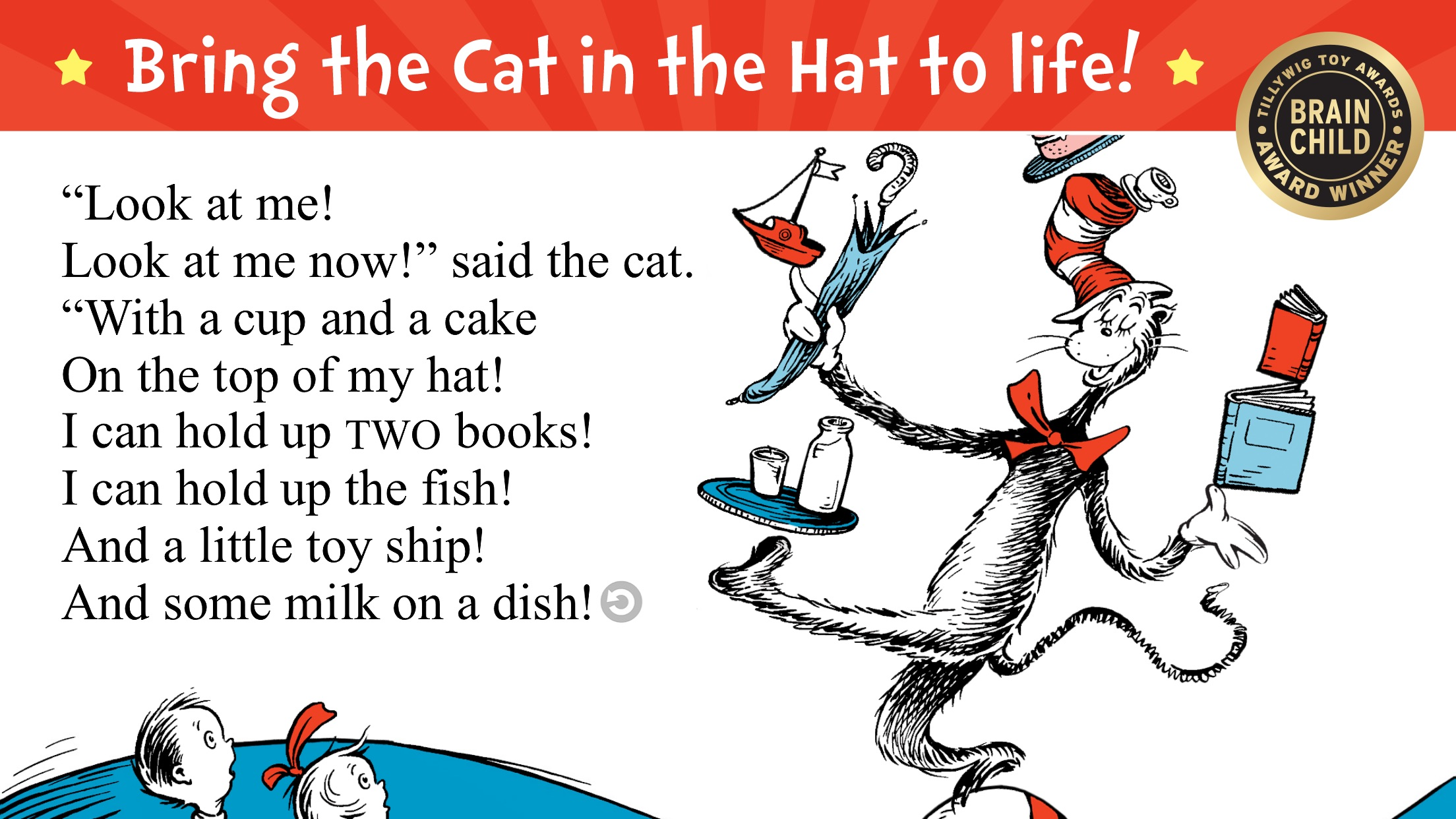 The Cat in the Hat Screenshot